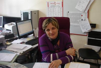 DSGA: Carmela Madeo