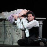 Nino Machaidze (Juliette) e Vittorio Grigolo (Roméo)