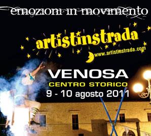 Artistinstrada - Festival Internazionale dei Cinque Continenti
