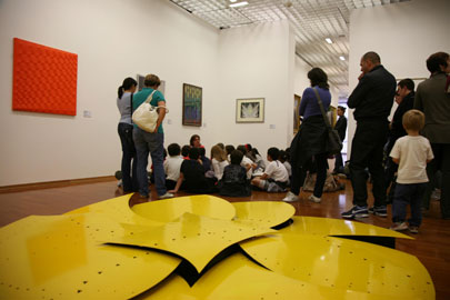 Galleria Civica d'Arte Moderna e Contemporanea, percorso didattico