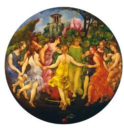 Antonio D'Acchille, La danza delle Vestali