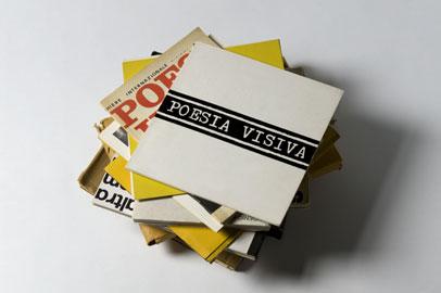 Serie di pubblicazioni di poesia visiva