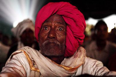 Copyright Amit Madheshiya The travelling Cinemas of India