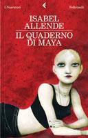 Isabel Allende, Il quaderno di Maya - Copertina del libro