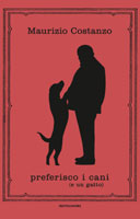 Maurizio Costanzo, Preferisco i cani (e un gatto) - Copertina del libro