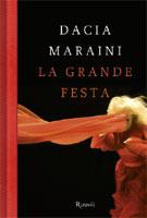 Dacia Maraini, La grande festa - Copertina del libro