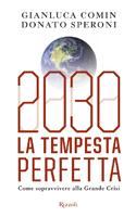 Gianluca Comin, Donato Speroni, 2030 La tempesta perfetta