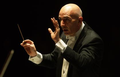 Il Maestro Filippo Maria Bressan - Foto di Priamo Tolu