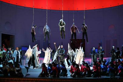 Candide, Teatro di San Carlo di Napoli, (foto Luciano Romano)
