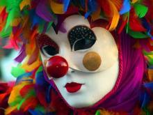 Carnevale, maschera
