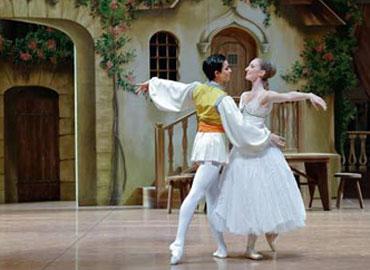 Coppelia, Balletto