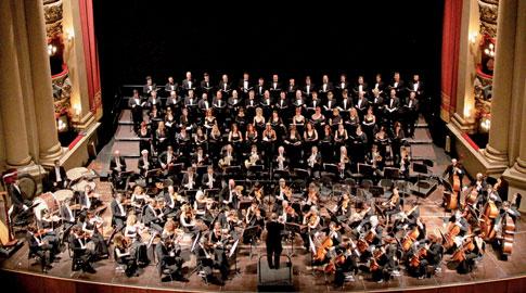 Orchestra e Coro Arena di Verona - Foto ENNEVI