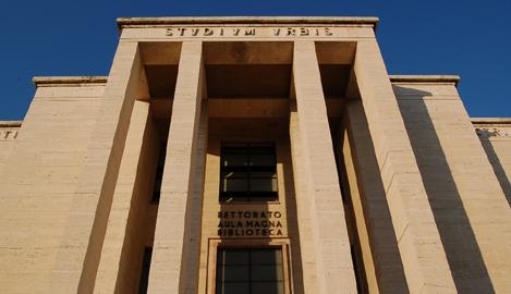 La Sapienza Università di Roma, Aula Magna - Foto di Diego Pirozzolo