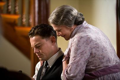Un'immagine del film J. Edgar