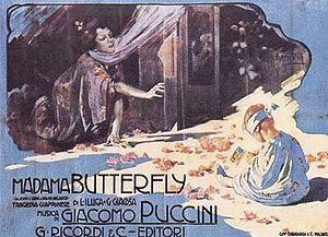 Madama Butterfly di Puccini