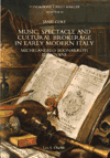 Janie Cole - Music, Spectacle and Cultural Brokerage in Early Modern Italy