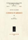 Antonio Vallisneri - Consulti medici. Vol. II