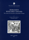 Anthony Thomas Grafton - Humanists with Inky Fingers