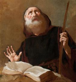 Giovanbattista Piazzetta: San Francesco di Paola