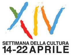 Logo della XIV Settimana della cultura