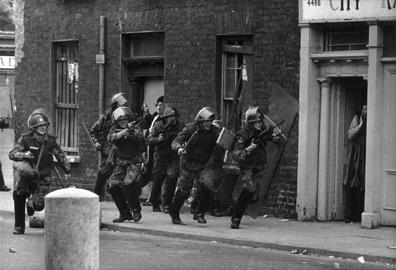 Quartiere di Bogside, Derry, 1971 © Don McCullin (Contact Press Images)