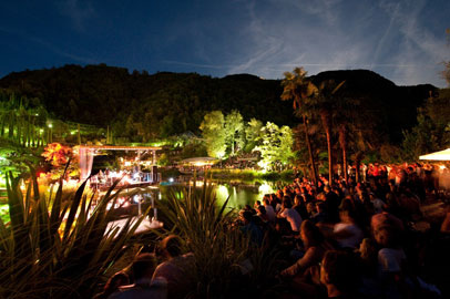 World Music Festiva, vista panoramica