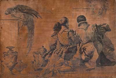 Giovanni Battista Tiepolo, matrice