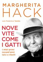 Margherita Hack, Federico Taddia - Nove vite come i gatti