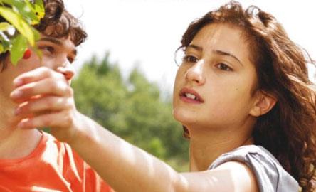 Un amore di gioventù - Locandina del film
