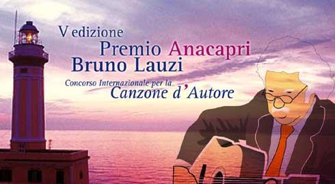 Premio Anacapri Bruno Lauzi – Canzone d'Autore