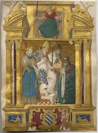 Venezia, Biblioteca del  Museo Correr, ms. cl. III 1099, Commissione del doge Andrea Gritti a Gaspare Contarini, 1571 ca.