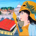 Davide Erroi - Sapienza, Studium Urbis