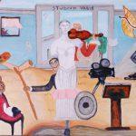 Simona Sassu - La Sapienza e le arti in luce