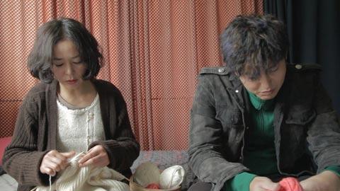 Una scena del film La pietà