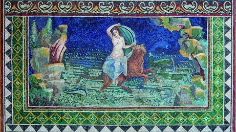 Copia mosaico Europa