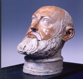 Bernardo Buontalenti e Lorenzo Latini, Testa di Cosimo I, Firenze, Museo dell'Opificio delle Pietre Dure