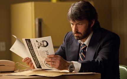 Una scena del film Argo