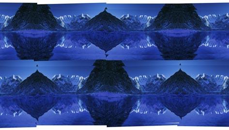 Stefano Zardini, Reflections in the reflections © Stefano Zardini