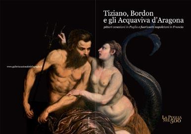 Tiziano, Bordon e gli Acquaviva d'Aragona