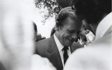 Fotografie di Dagmar Hochová. Per Václav Havel