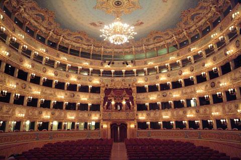 Venezia Teatro la Fenice - Foto Michele Crosera