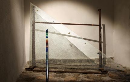 Polifemo, opera di di Giuliano Giuman