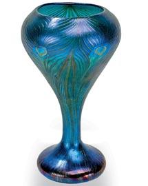 Pavone – vaso decorativo