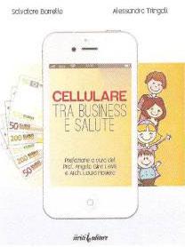 Borrello - Tringali, Cellulare tra business e salute - Copertina del libro