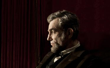Una immagine del film Lincoln