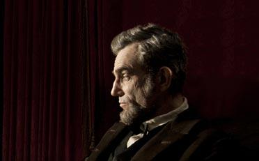 Una immagine del film Lincoln