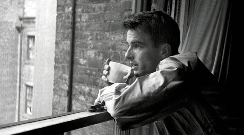 Montgomery Clift, foto di Stanley Kubrick