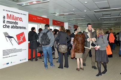 I Saloni 2013 - Press Conference - Photo by Annalisa Cimmino