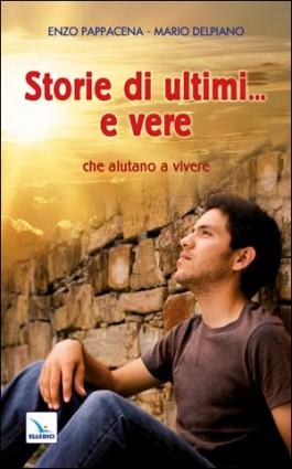 Copertina del libro Storie di ultimi... e vere