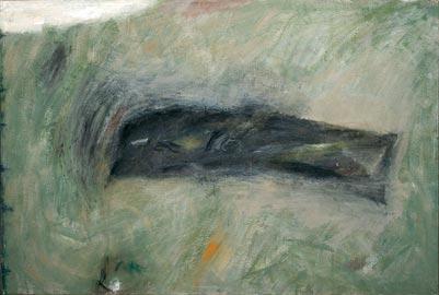 Mario Raciti, Mistero, 1994, cm100x150